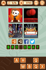 4 Pics 1 Song Level 57 Pic 5
