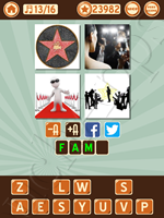 4 Pics 1 Song Level 84 Pic 13