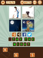 4 Pics 1 Song Level 90 Pic 16