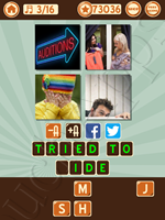 4 Pics 1 Song Level 95 Pic 3