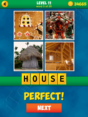 4 Pics 1 Word Puzzle - More Words - Level 11 Word 3 Solution