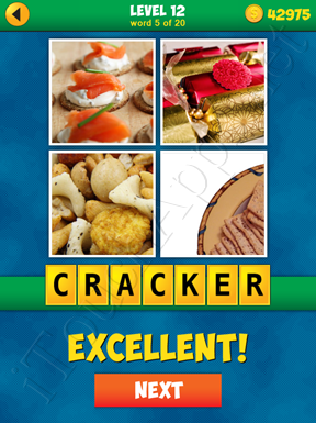 4 Pics 1 Word Puzzle - More Words - Level 12 Word 5 Solution