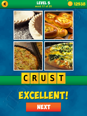 4 Pics 1 Word Puzzle - More Words - Level 5 Word 17 Solution