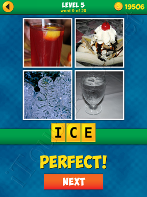 4 Pics 1 Word Puzzle - More Words - Level 5 Word 9 Solution
