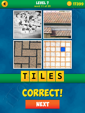 4 Pics 1 Word Puzzle - More Words - Level 7 Word 11 Solution