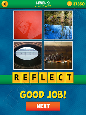 4 Pics 1 Word Puzzle - More Words - Level 9 Word 15 Solution