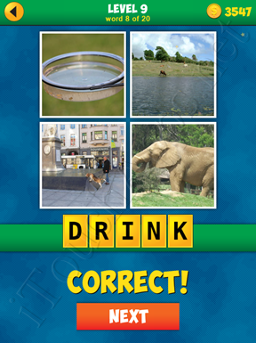 4 Pics 1 Word Puzzle - More Words - Level 9 Word 8 Solution