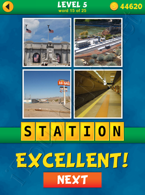 4 Pics 1 Word Puzzle - What's That Word Level 5 Word 15 Solution