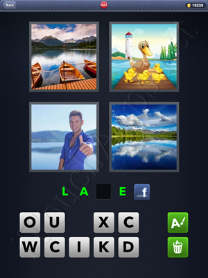 4 Pics 1 Word Level 1041 Solution