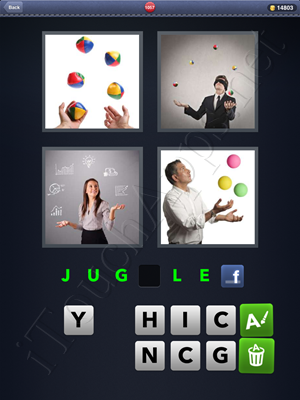 4 Pics 1 Word Level 1057 Solution