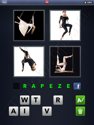 4 Pics 1 Word Level 1062 Solution