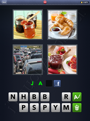 4 Pics 1 Word Level 1069 Solution