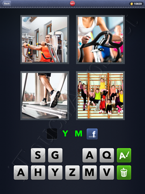 4 Pics 1 Word Level 1071 Solution