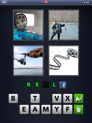 4 Pics 1 Word Level 1074 Solution