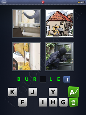4 Pics 1 Word Level 1075 Solution