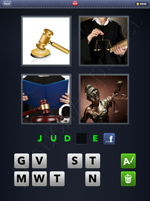 4 Pics 1 Word Level 1076 Solution