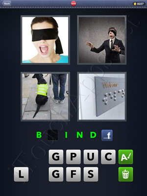 4 Pics 1 Word Level 1078 Solution