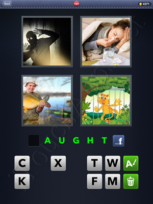 4 Pics 1 Word Level 1089 Solution