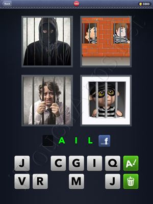4 Pics 1 Word Level 1092 Solution