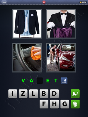 4 Pics 1 Word Level 1094 Solution