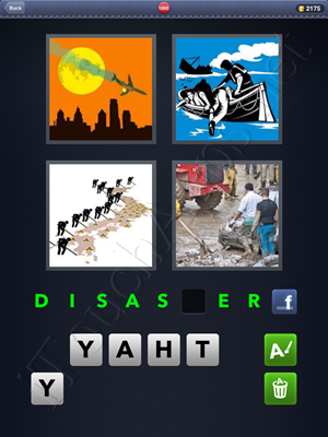 4 Pics 1 Word Level 1095 Solution