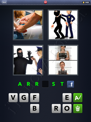 4 Pics 1 Word Level 1097 Solution