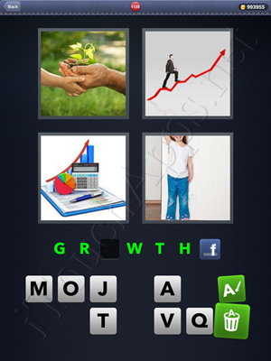4 Pics 1 Word Level 1120 Solution