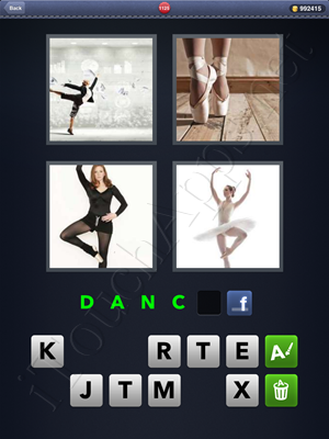 4 Pics 1 Word Level 1125 Solution