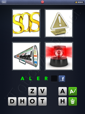 4 Pics 1 Word Level 1147 Solution