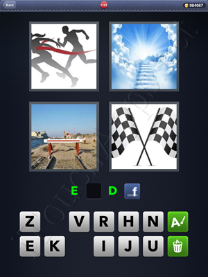 4 Pics 1 Word Level 1153 Solution
