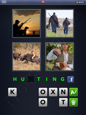 4 Pics 1 Word Level 1155 Solution