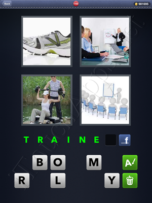 4 Pics 1 Word Level 1160 Solution