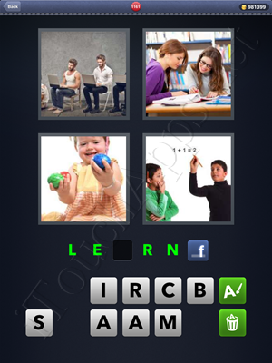 4 Pics 1 Word Level 1161 Solution