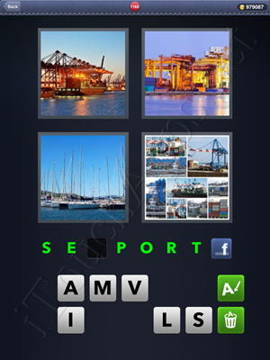 4 Pics 1 Word Level 1168 Solution