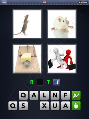 4 Pics 1 Word Level 1169 Solution