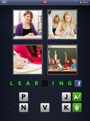 4 Pics 1 Word Level 1196 Solution