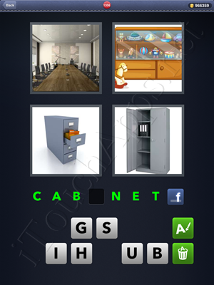 4 Pics 1 Word Level 1206 Solution