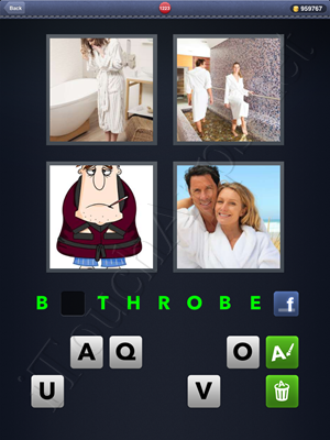 4 Pics 1 Word Level 1223 Solution