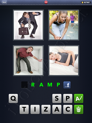 4 Pics 1 Word Level 1228 Solution