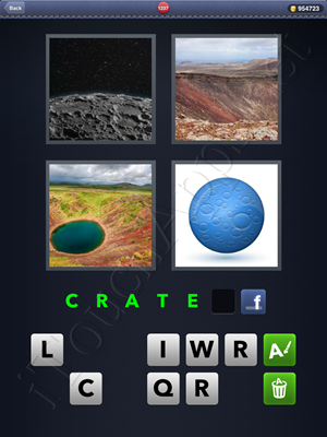 4 Pics 1 Word Level 1237 Solution