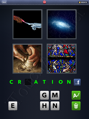 4 Pics 1 Word Level 1240 Solution