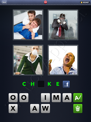 4 Pics 1 Word Level 1243 Solution