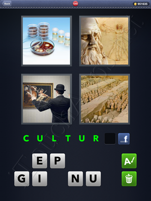 4 Pics 1 Word Level 1245 Solution