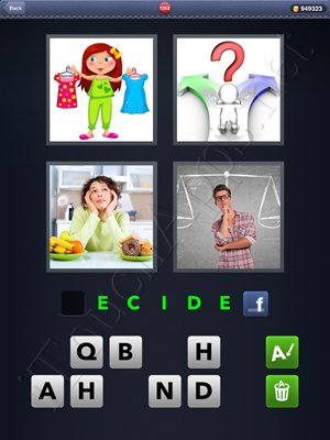 4 Pics 1 Word Level 1252 Solution