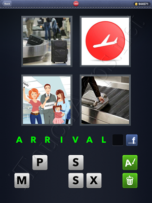 4 Pics 1 Word Level 1264 Solution