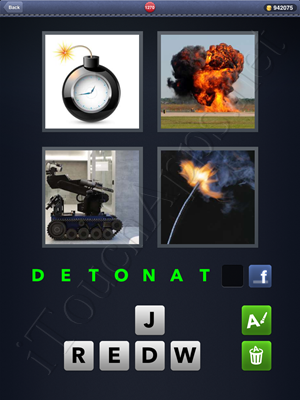 4 Pics 1 Word Level 1270 Solution