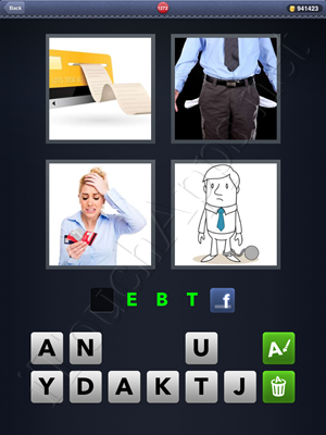 4 Pics 1 Word Level 1272 Solution