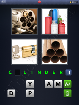 4 Pics 1 Word Level 1274 Solution