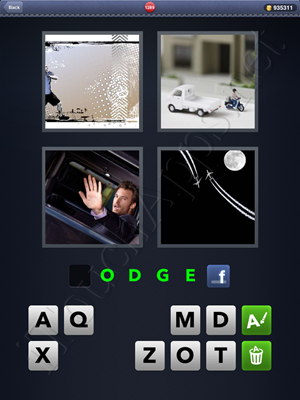 4 Pics 1 Word Level 1289 Solution