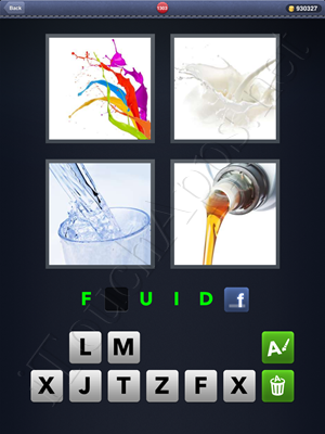 4 Pics 1 Word Level 1303 Solution